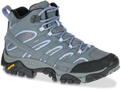 Merrell Moab 2 Mid GTX Wmn's Boot Grey Periwinkle
