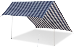 Shadee Max Moana Beach Shade Blue Stripe