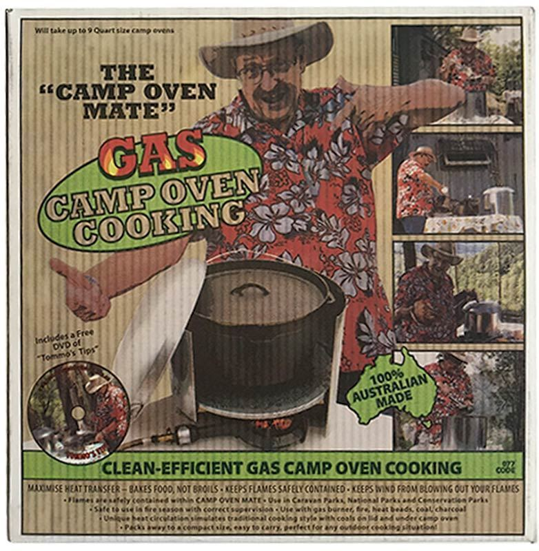 Picture of Southern Metal Spinners Camp Oven Mate