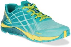 Merrell Bare Access Flex Wmn's Shoe Aruba Blue