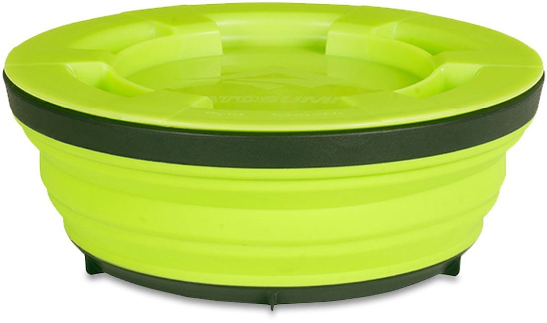 Sea to Summit XSeal & Go Bowl Large Lime