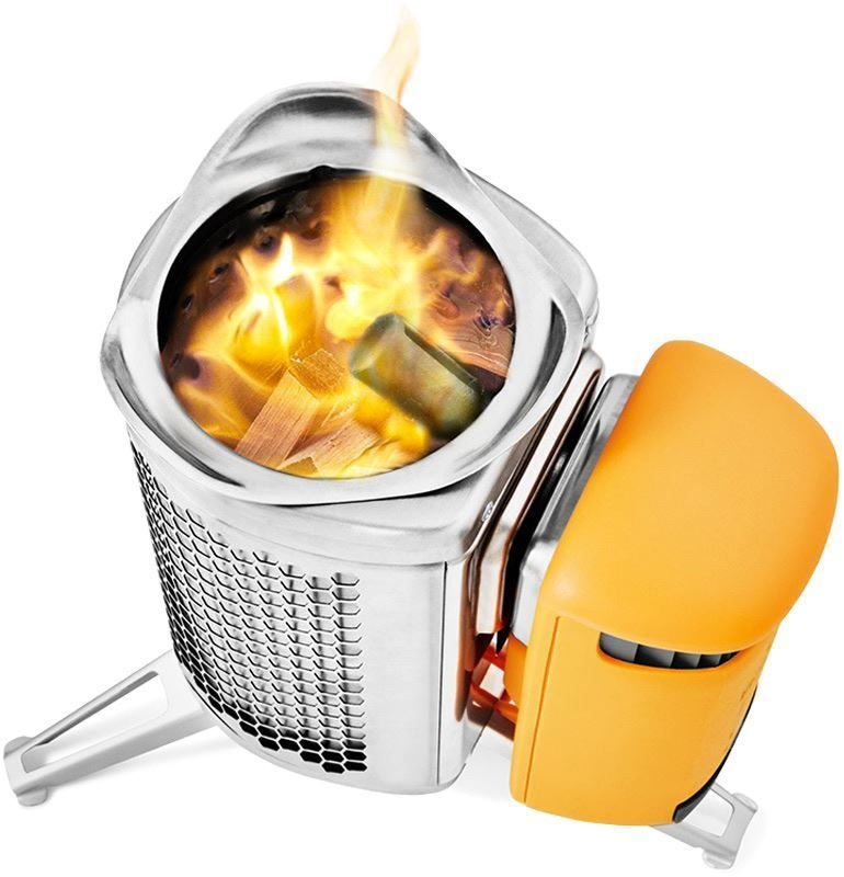 Biolite CampStove Wood Hiking Stove Top