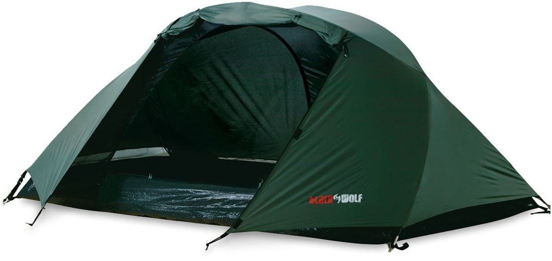 Black Wolf Stealth Mesh Olive Tent