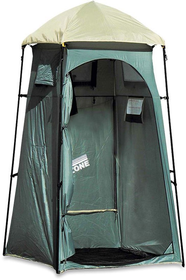 Outdoor Connection Outhouse Toilet Shower Tent