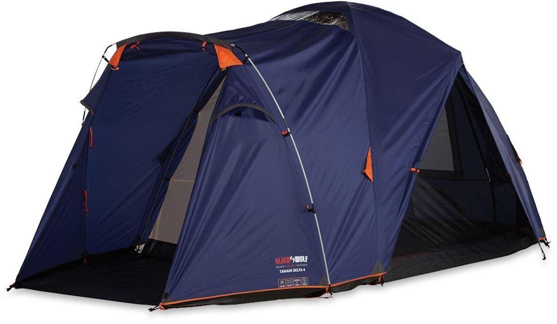 Black Wolf Tanami Delta 4 Tent