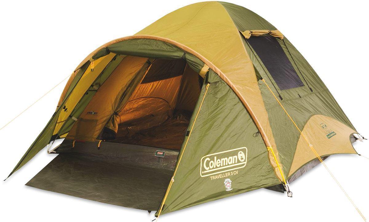 Coleman Traveller 3P Tent ...  sc 1 st  Snowys & Coleman Traveller 3P Tent | Snowys Outdoors