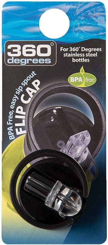 Picture of 360 Degrees Easy Sip Bottle Flip Cap