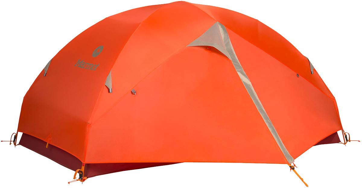 Marmot Vapor 2P Hiking Tent Blaze Sandstorm