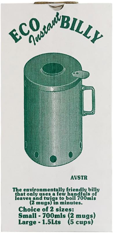 Picture of Eco Billy Instant Camp Kettle 700 ML
