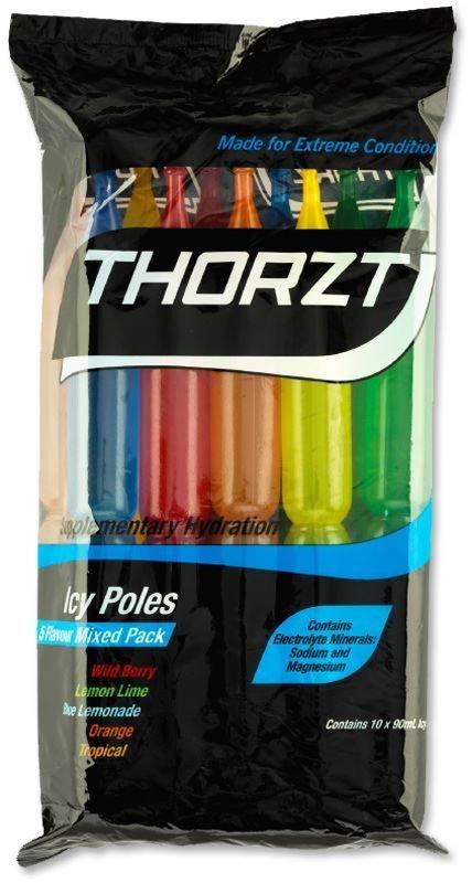 Thorzt Icy Pole Mix Pack 10Pk