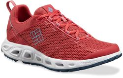 Columbia Drainmaker III Wmn's Shoe Sunset Red Dark Mirage