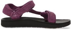 Teva Original Universal Premier Leather Wmn's Sandal Dark Purple