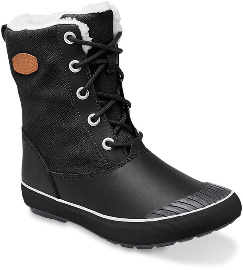Keen Elsa WP Wmn's Insulated Boot Black