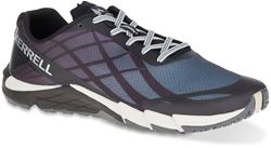 Merrell Bare Access Flex Men's Shoe Black Silver