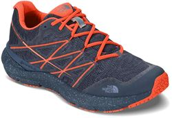 The North Face Ultra Cardiac II Wmn's Shoe Shady Blue Nasturtium Orange