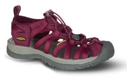 Keen Whisper Sandal Beet Red