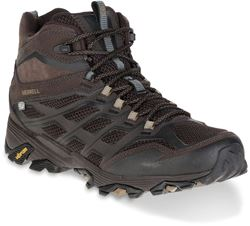 Merrell Moab FST Mid WP Men's Boot Brown