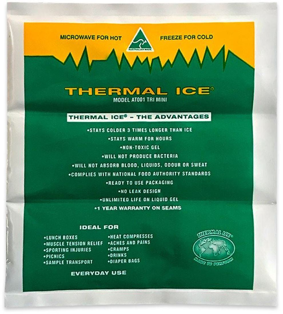 Thermal Ice Tri-Mini Ice Pack - AT001
