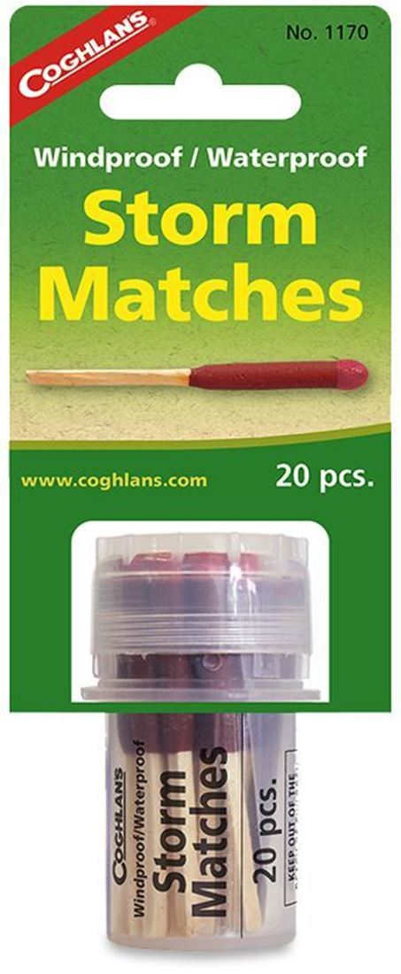 Coghlans Wind & Waterproof Storm Matches