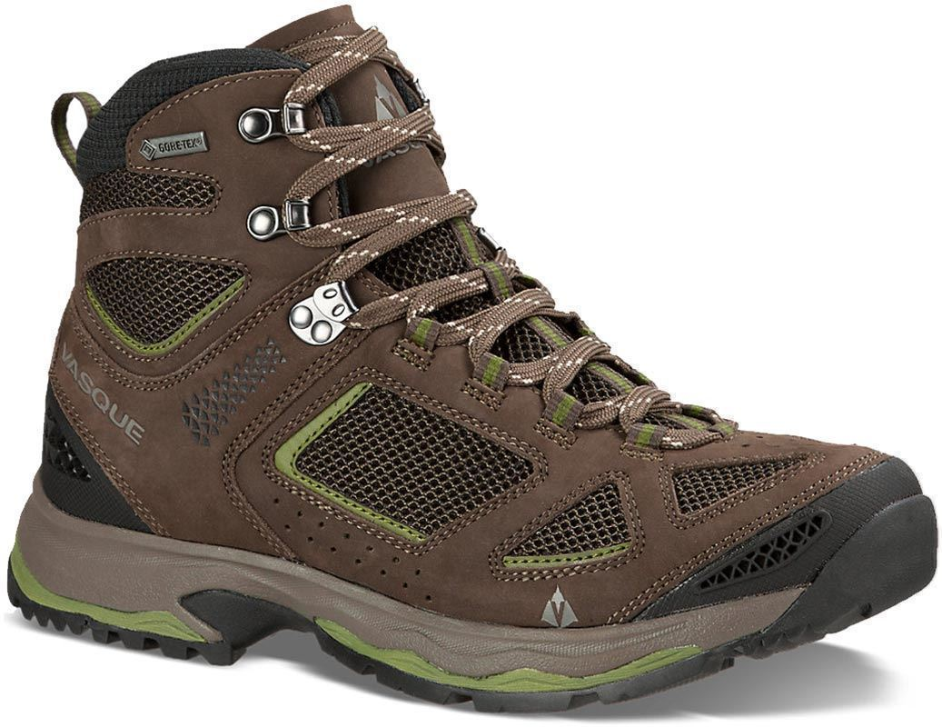 Vasque Breeze III GTX Men's Boot Brown Olive Pesto