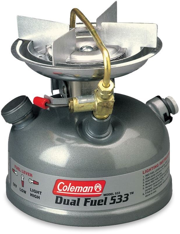 Coleman Guide Series Compact Duel Fuel Stove