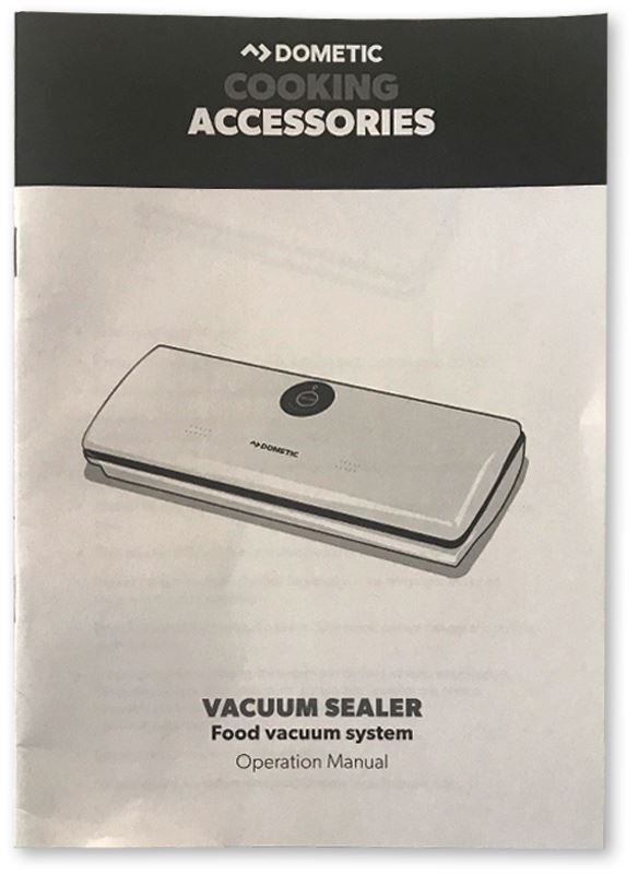 Dometic 12/240V Vacuum Sealer
