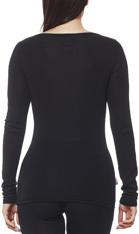 Icebreaker Everyday Wmn's Long Sleeve Scoop