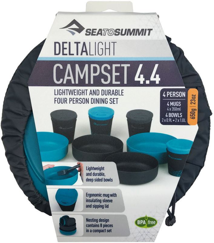 Picture of Sea to Summit Delta Light Camp Set 4.4