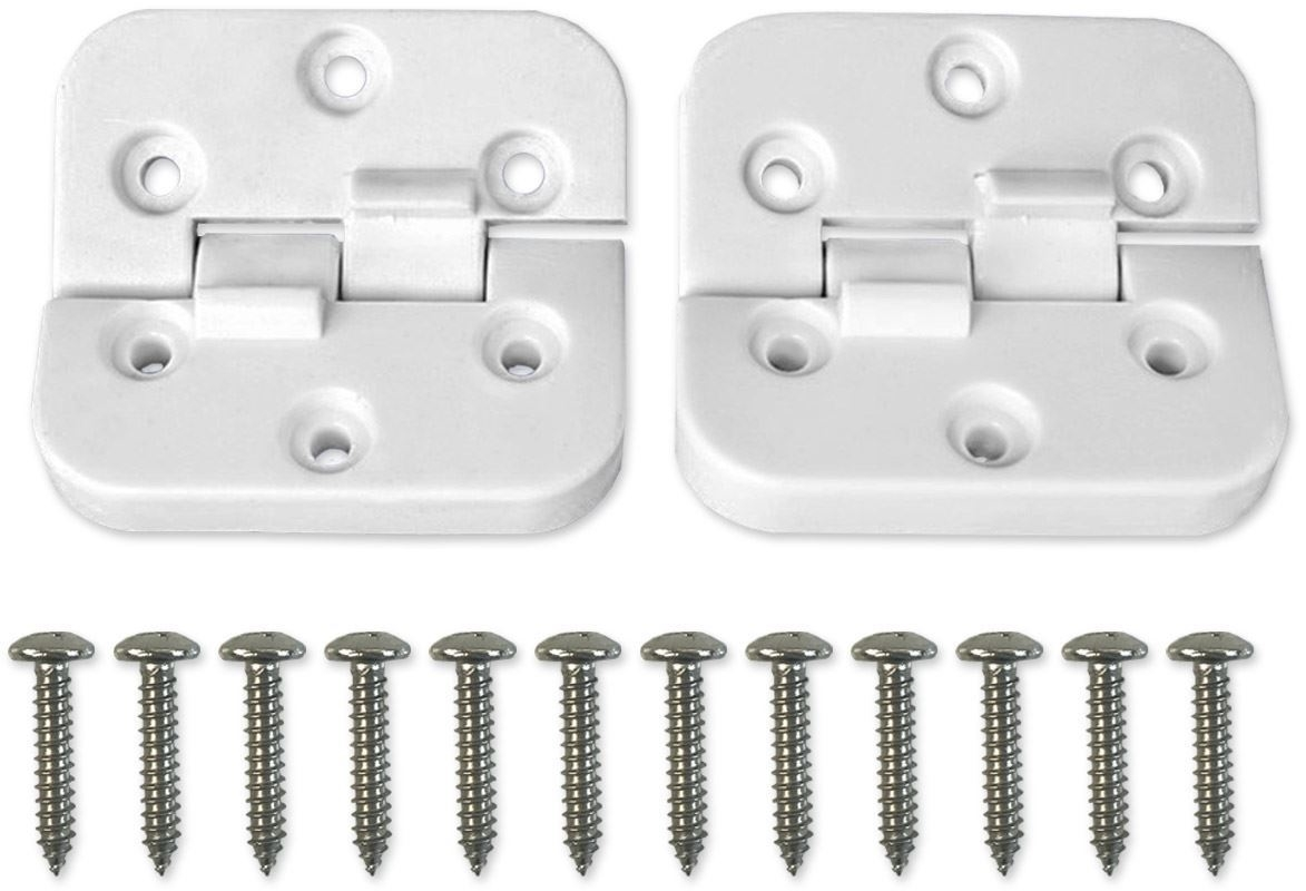 IceKool Icebox Hinge Set (2 Pack)