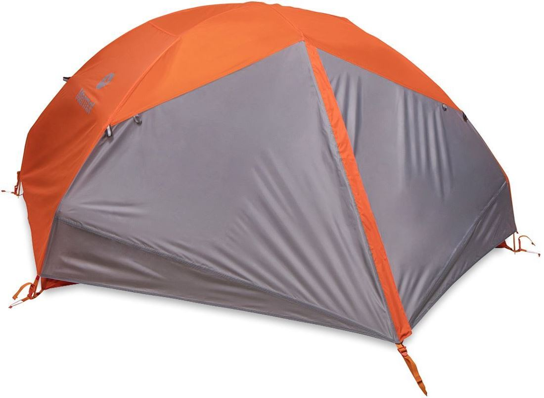 Marmot Tungsten 2 Person Hiking Tent - Blaze Steel