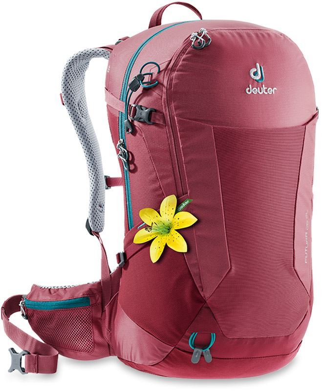 Deuter Futura 26 Slim Line Daypack Cardinal Cranberry 227a234d611f2