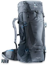 Deuter Futura Vario 50+10 Backpack Graphite Black