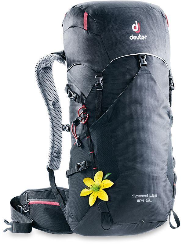 Deuter Speed Lite 24 Slim Line Daypack Black