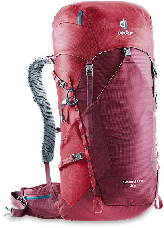 Deuter Speed Lite 32 Backpack Maron Cranberry