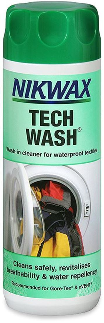 Nikwax Tech Wash Wet Weather Clothing Cleaner