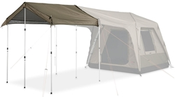 Black Wolf Turbo 300 Extenda Awning (Canvas)