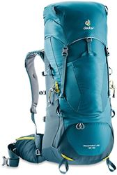 Deuter Aircontact Lite 40+10 Backpack Denim Arctic