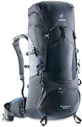 Deuter Aircontact Lite 50+10 Backpack Black Graphite