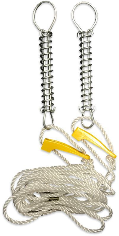 Supa Peg Double 3.5m Guy Rope & Marquee Trace Springs