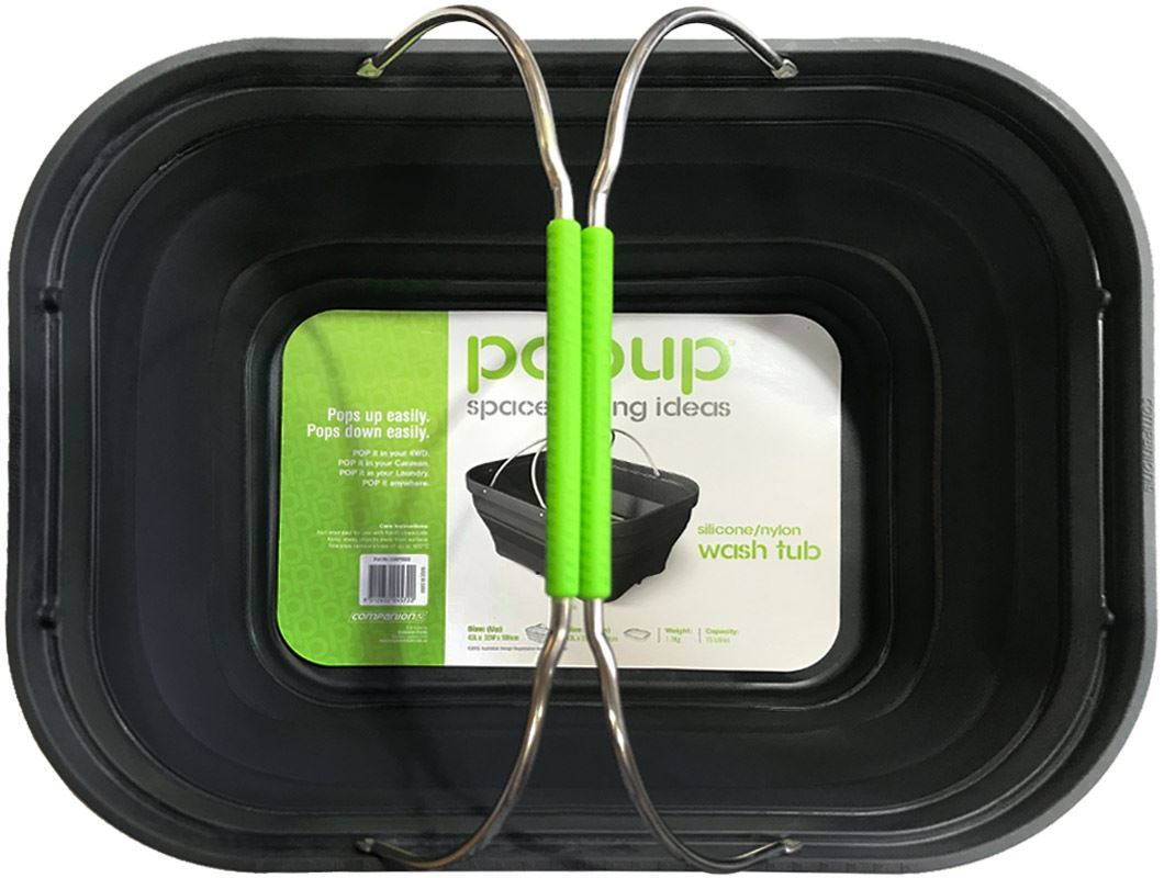 Picture of Popup Multi Use Wash Tub