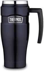 Thermos Stainless King Travel Mug - Midnight
