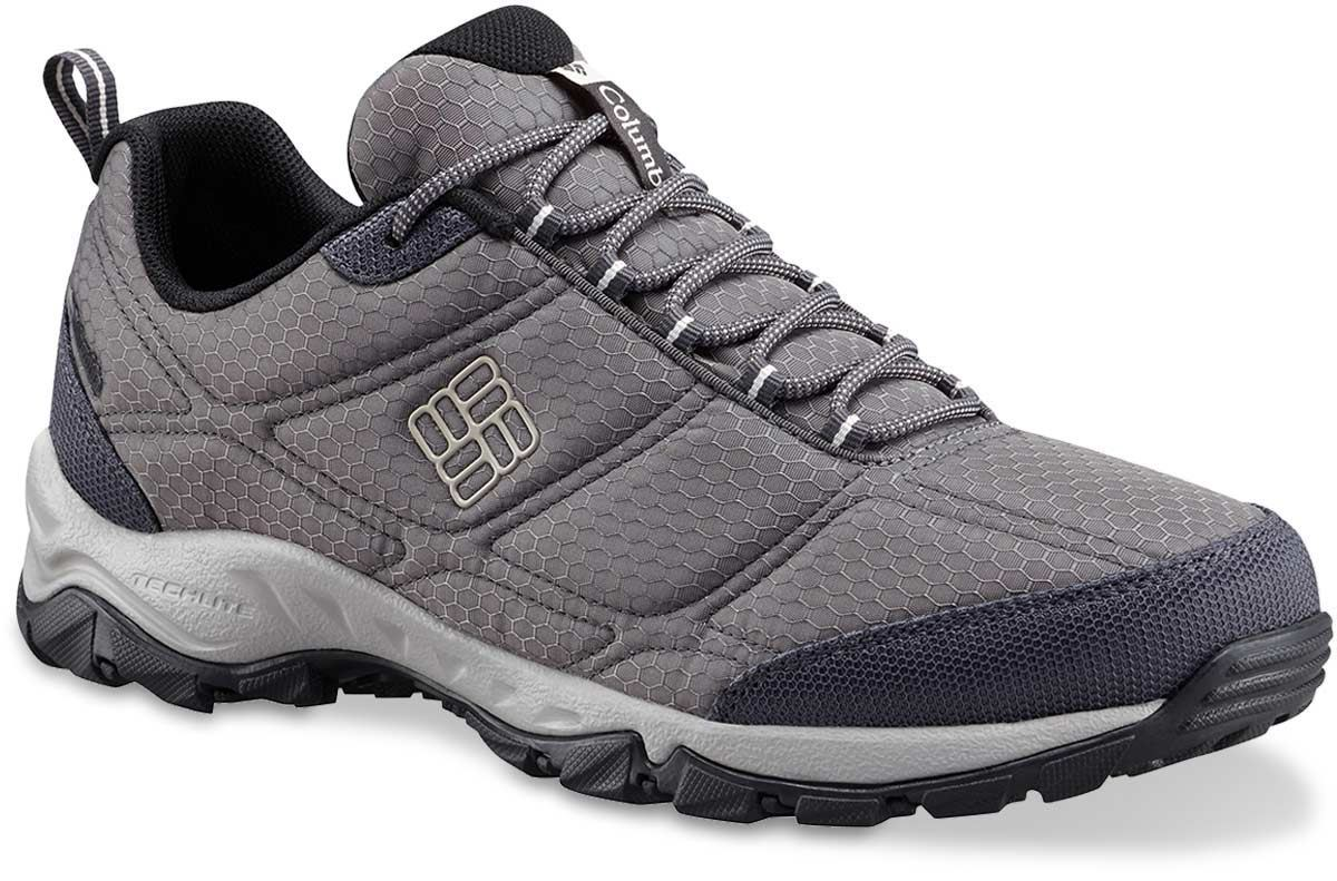 Columbia Firecamp II Men's Shoe Titanium MHW Light Cloud