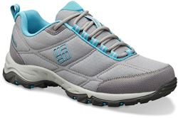 Columbia Firecamp II Wmn's Shoe US 6 Light Grey Beta