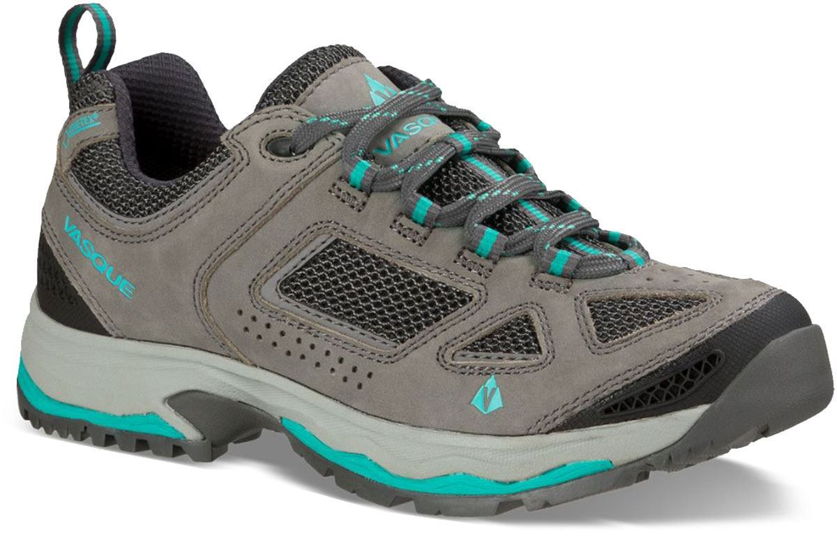 Vasque Breeze III Low GTX Wmn's Shoe Gargoyle Columbia
