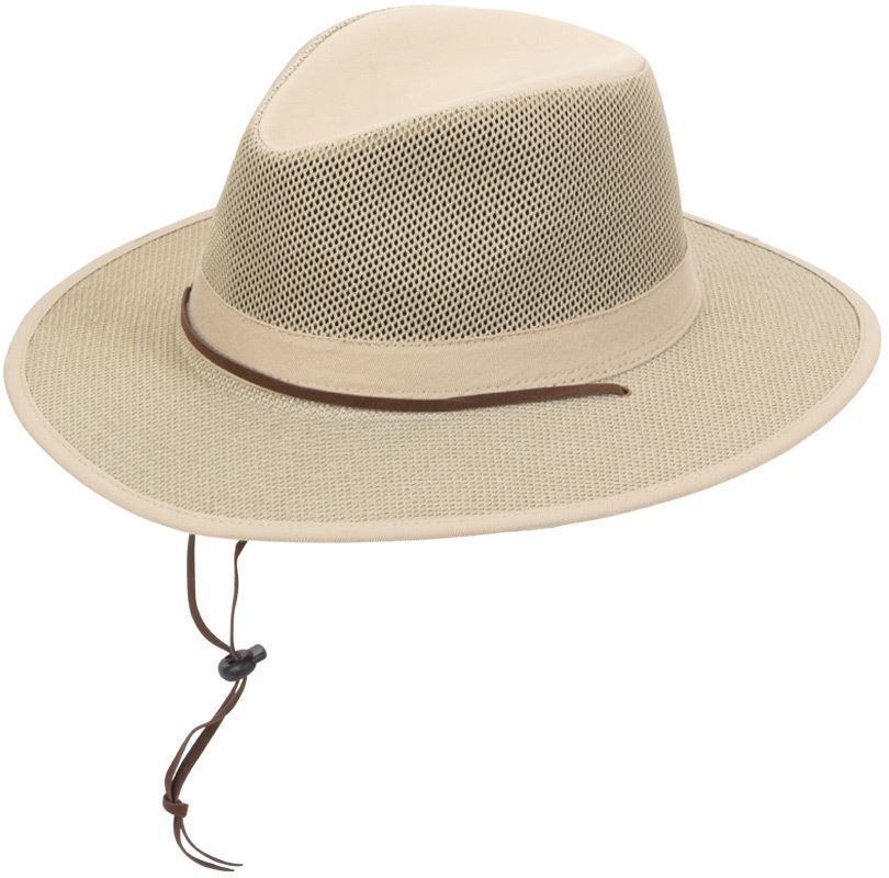 Jack Jumper Ocean Breeze Hat Taupe