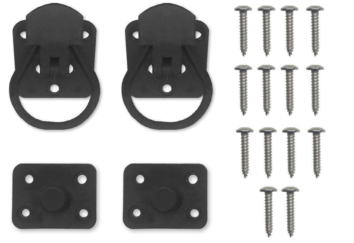 Evakool Icebox Latch Set  - 2 Pack Short