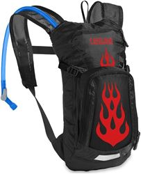 Camelbak Mini Mule Black Flames