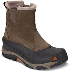 The North Face Chilkat III Men's Boot Mudpack Brown Bombay Orange