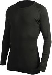 360 Degrees Polypro Active Thermal Top Black