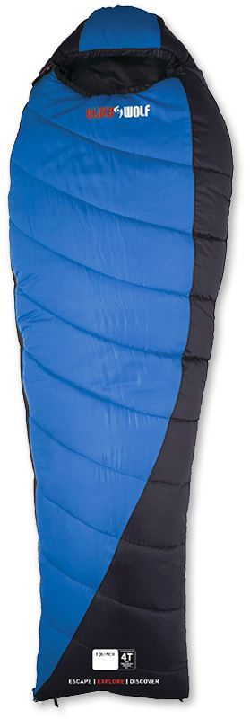 Black Wolf Equinox 150 Sleeping Bag Blue